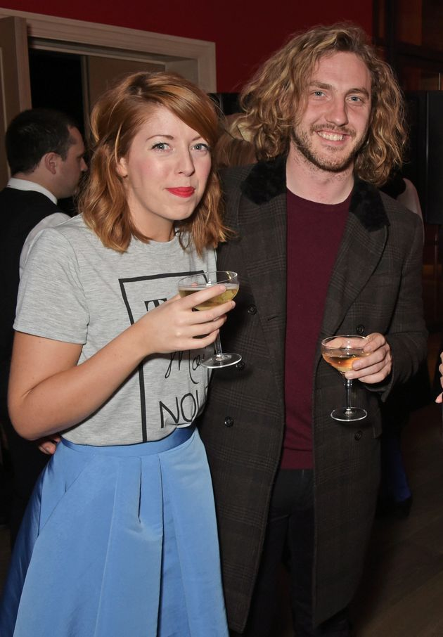 Rebecca Humphries and Seann