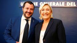 유럽 극우 정치인들이 유럽의회 선거를 앞두고