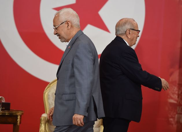 Rencontre entre Béji Caid Essebsi et Rached Ghannouchi: La communication de Carthage aux abonnés absents,...