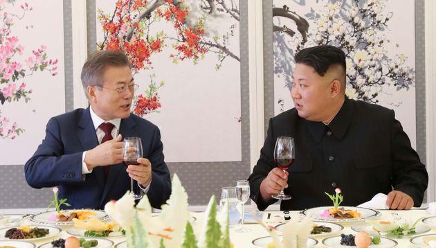 북한 김정은 위원장이 프란치스코 교황을 평양으로