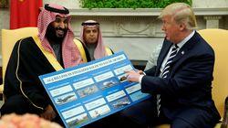 """BLOG- Pourquoi Donald Trump veut fonder une """"OTAN arabe"""""""