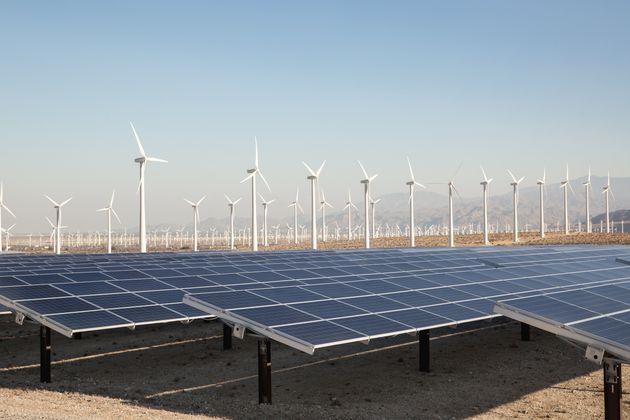 Seulement 3% de la production d'électricité est issue des énergies