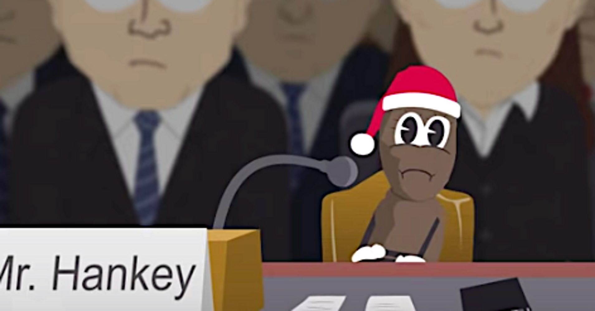South Park\' Mocks Brett Kavanaugh With A Piece Of Poo | HuffPost