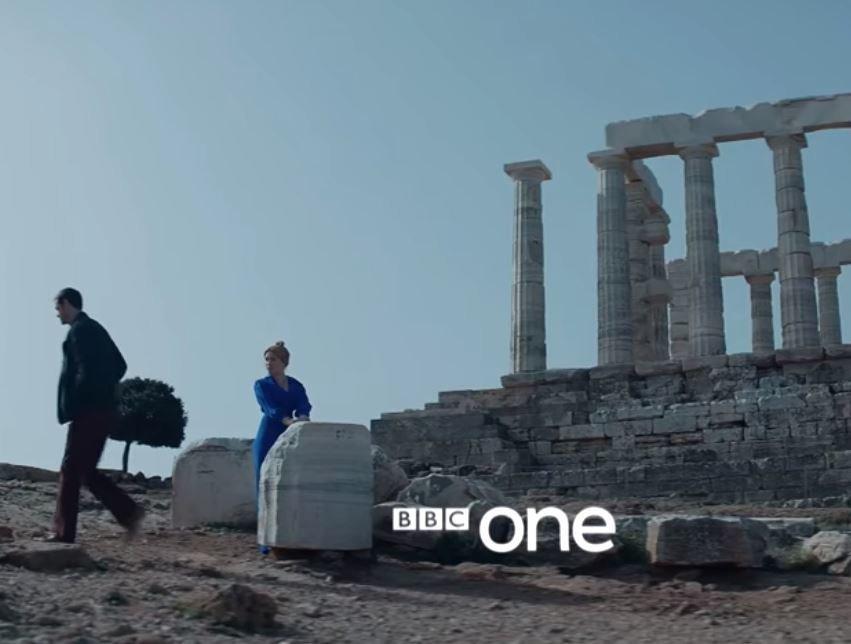 Δείτε τις πρώτες σκηνές από τη βρετανική σειρά που... παραλίγο να μη γυριστεί στην Ελλάδα