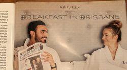 Riesen-Wirbel um dieses Werbeplakat: Erkennt ihr, was daran nicht