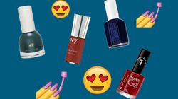 6 Great Nail Varnish Colours To Wear This
