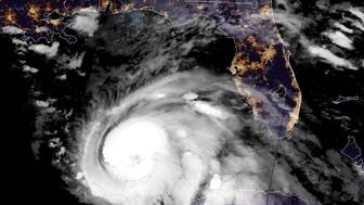 Hurricane Michael is expected to make landfall Wednesday along Floridas Panhandle