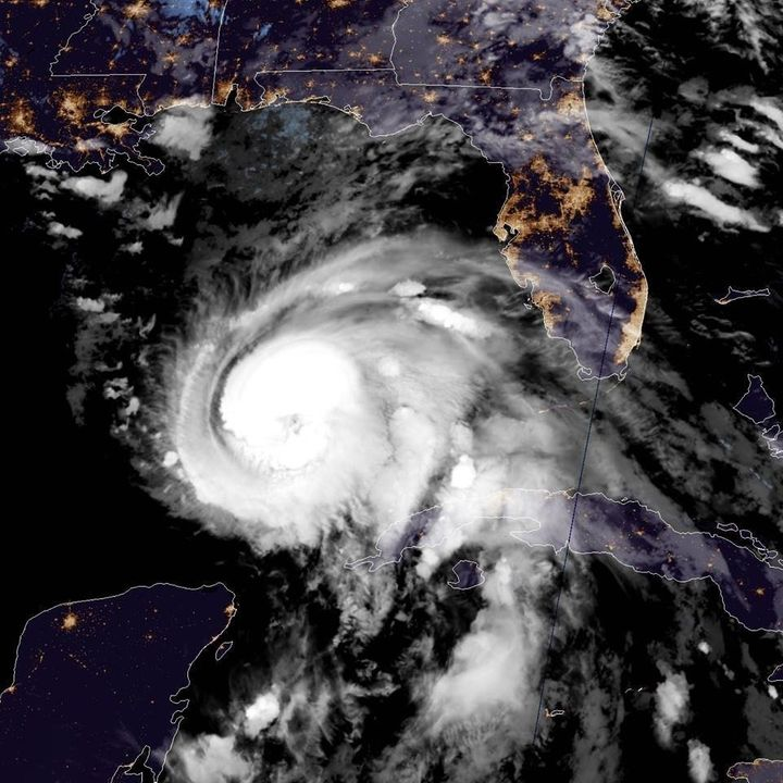 Hurricane Michael is expected to make landfall Wednesday along Florida's Panhandle.