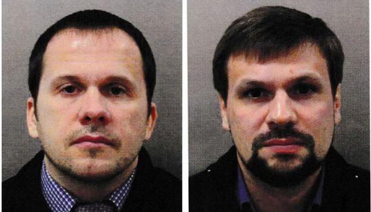 Wie eine Gruppe von Reportern Putins mutmaßliche Skripal-Attentäter