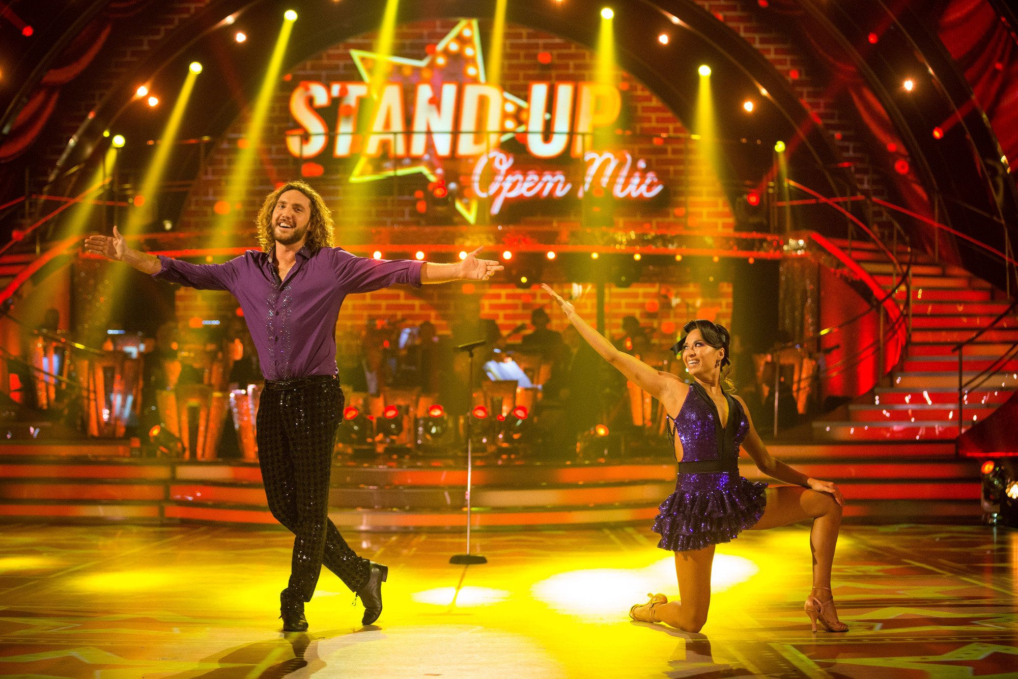 Seann Walsh And Katya Jones Confirmed For This Saturday's 'Strictly' As Dance Details