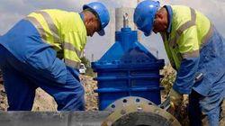 Reconduction du contrat de gestion des services de l'eau d'Alger et de Tipasa avec