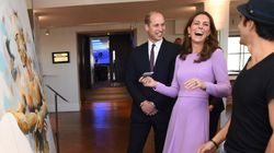 William And Kate Attend Mental Health