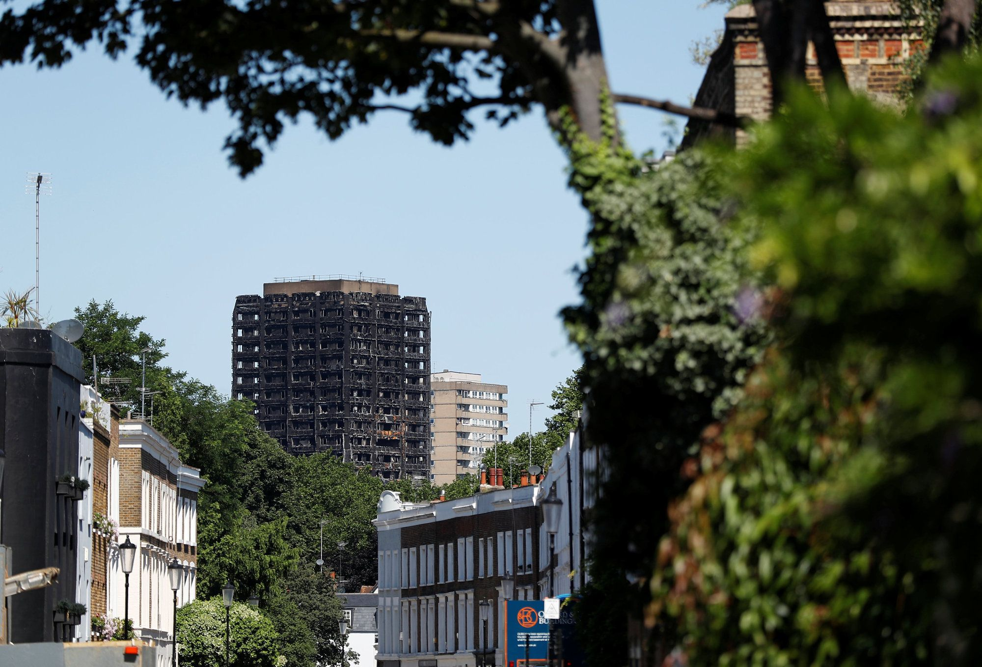 NHS To Fund £50m Health Check Service For Grenfell Tower Blaze