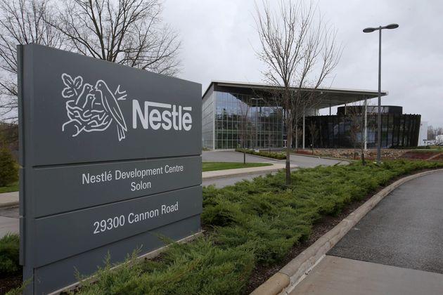 Nestlé est l'un des plus gros pollueurs plastique au