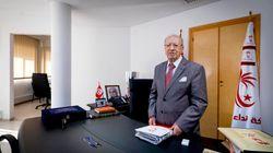 C'est Béji Caid Essebsi, président d'honneur de Nidaa et non le président de la République qui a rencontré Rached