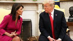 Παραιτήθηκε η πρέσβης των ΗΠΑ στον ΟΗΕ, Νίκι