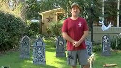 Γιατί αυτός ο άνδρας αφαίρεσε τη διακόσμηση του σπιτιού του ενόψει Halloween και ζήτησε