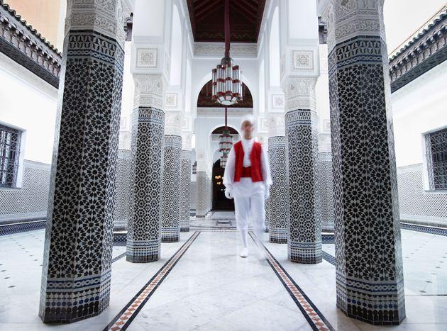 La Mamounia sacrée meilleur hôtel du monde et d'Afrique, selon le classement Conde Nast
