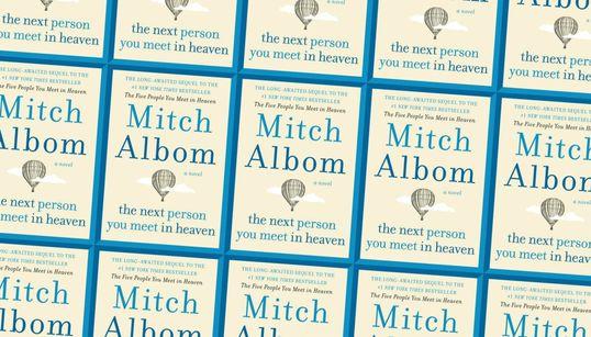 Mitch Albom Is Still Writing Shockingly Gory Heaven