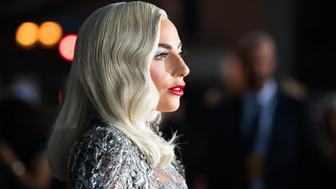 LOS ANGELES, CA - SEPTEMBER 24:  Lady Gaga attends the premiere of Warner Bros. Pictures' 'A Star Is Born' at The Shrine Auditorium on September 24, 2018 in Los Angeles, California.  (Photo by Emma McIntyre/Getty Images)