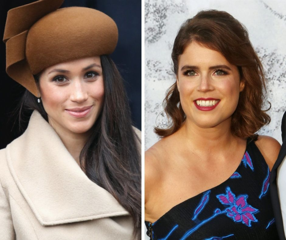 Princess Eugenie's Wedding Has 1 Thing In Common With Prince Harry And Meghan Markle's