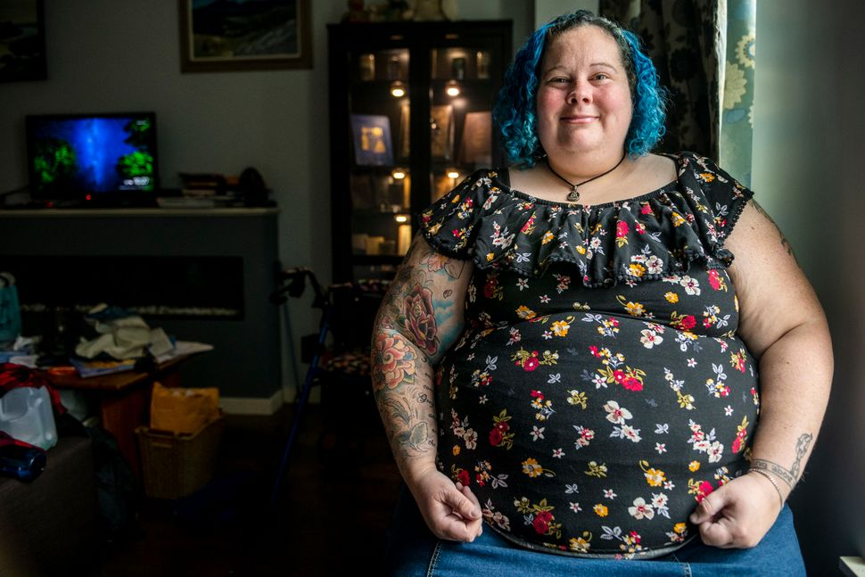 """Grishman is an activist and has been fighting to make Pittsburgh more accessible for people with disabilities since 2014. """"Pe"""