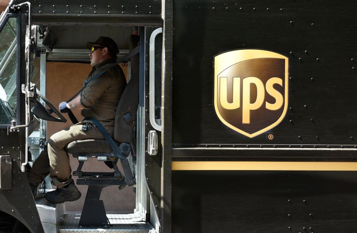 Ups Drivers Voted Down Their Union Contract But The Teamsters Are
