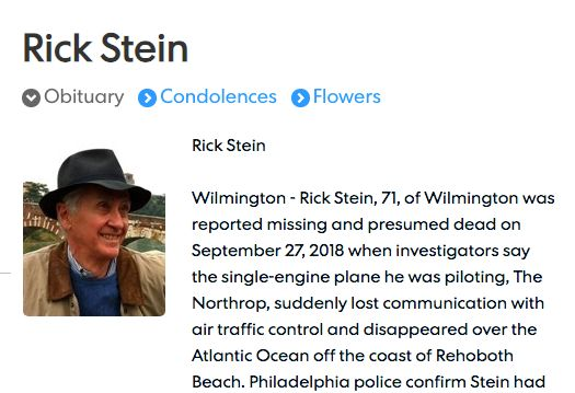Woman Writes Wild Obituary For Her Father, And It's One Hell Of A