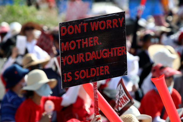 외신이 전한 한국 여성의 '혜화역 집회'에 대한 중국 여성의