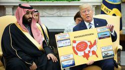 사우디의 로비자금은 어떻게 미국을 예멘 내전에 묶어두고