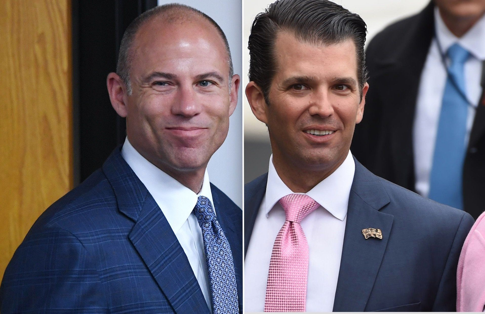 Michael Avenatti Donald Trump Jr