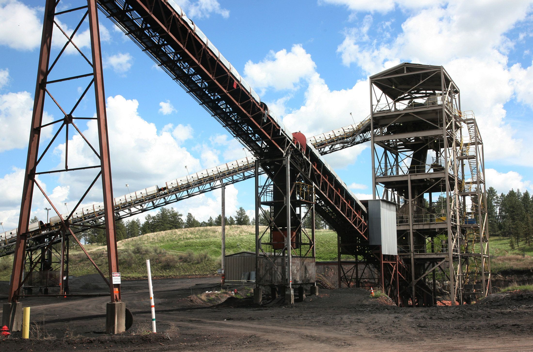 One Of America's Oldest Coal Companies Just Filed For
