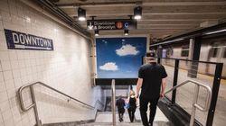 Η Γιόκο Όνο έφερε τον ουρανό στον υπόγειο της Νέας