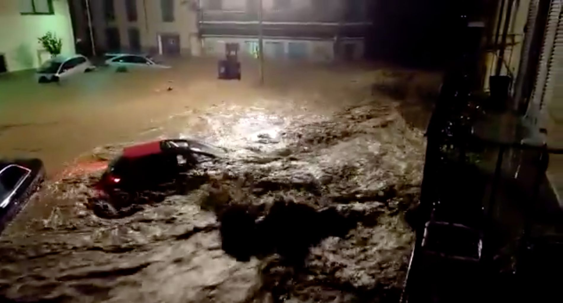 Two Britons reportedly killed as flash flooding hits Majorca