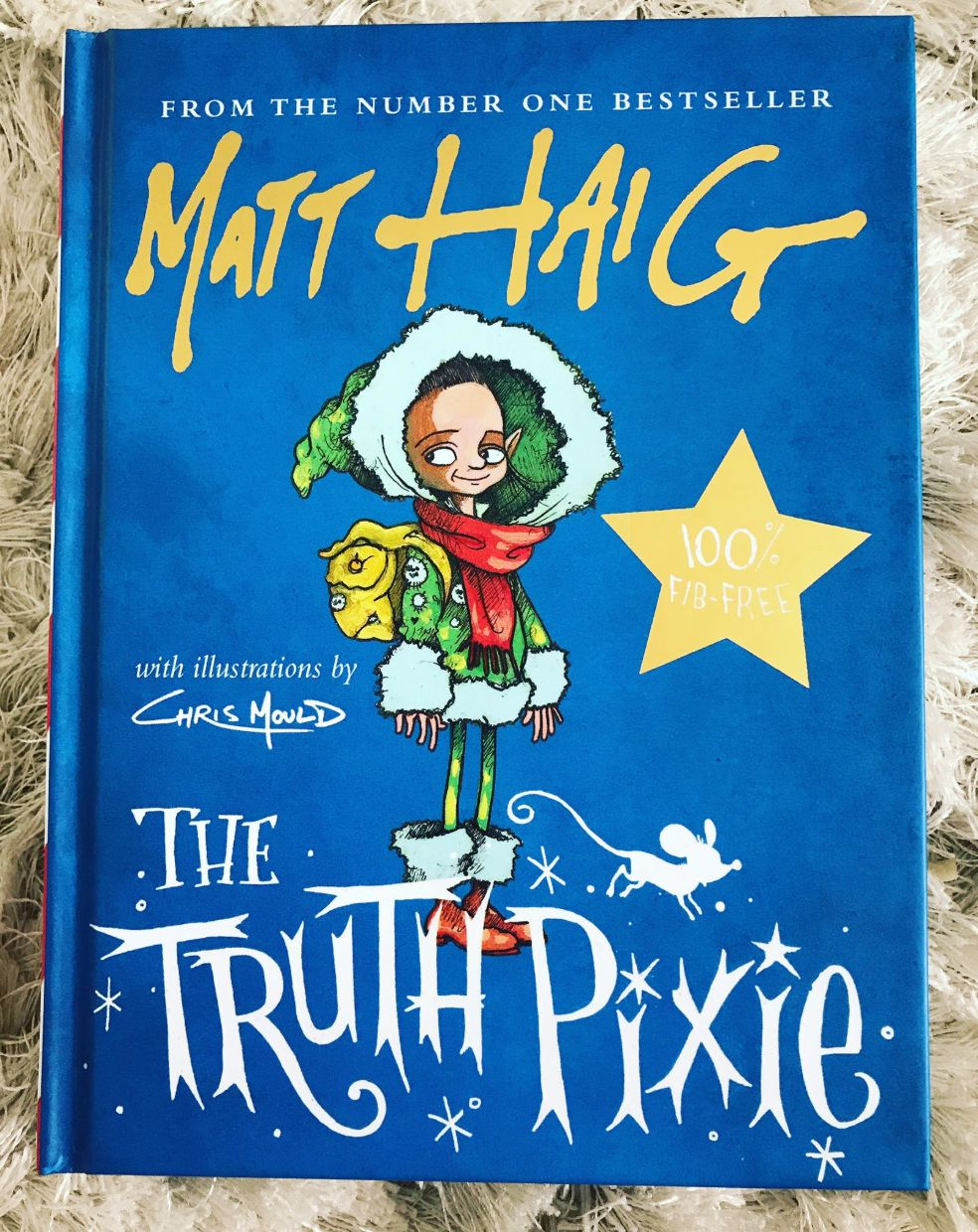 Matt Haig Has Written A 'Reasons To Stay Alive' For