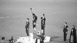 JO: une statue pour l'Australien sur le podium Black Power de Mexico