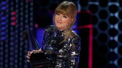 Taylor Swift Uses American Music Awards Speech To Hit Back At