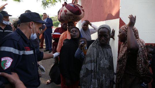 """L'ONU appelle l'Algérie à """"cesser immédiatemment les expulsions de migrants"""""""