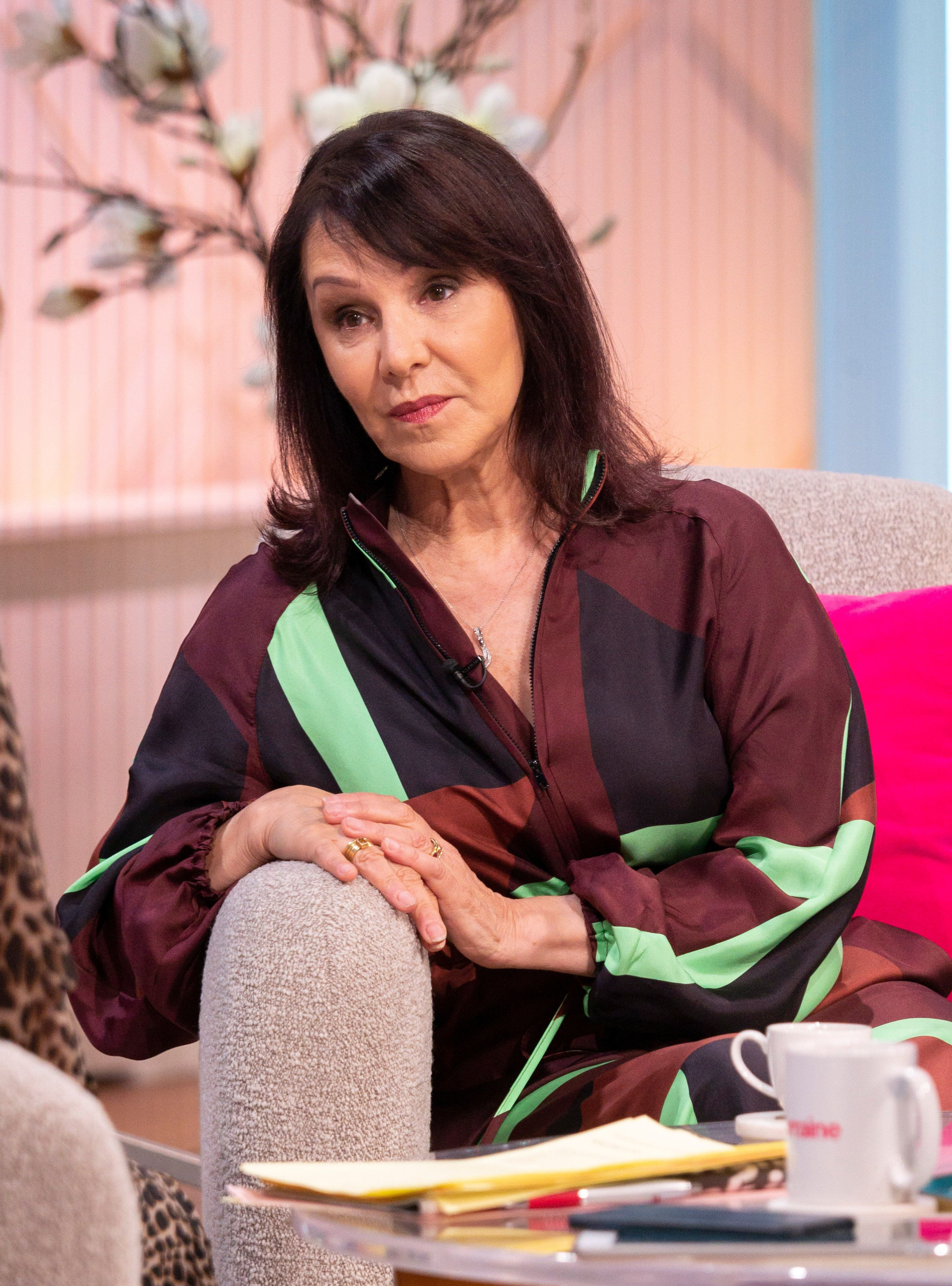 Former 'Strictly' Judge Arlene Phillips Insists Seann Walsh And Katya Jones Should Stay On The Show - And Be Judged