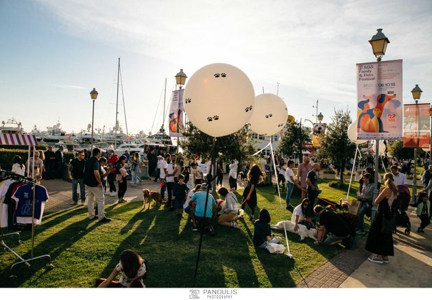 Ολοκληρώθηκε με επιτυχία το πρώτο φεστιβάλ SGS Family&Pets στη Μαρίνα