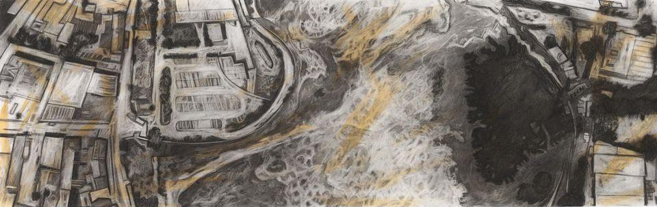 «Αστικά ερείπια»: το google earth στη