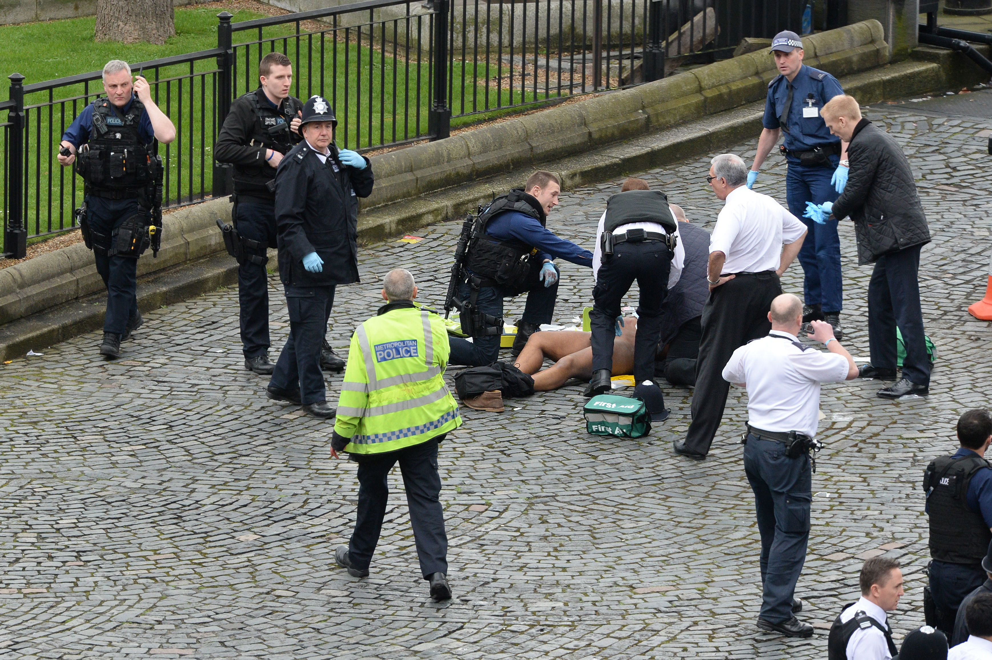 Bodyguard Who Fatally Shot Westminster Attacker Tells Inquest 'He Was Going To Kill