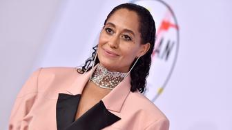 LOS ANGELES, CA - OCTOBER 09:  Tracee Ellis Ross attends the 2018 American Music Awards at Microsoft Theater on October 9, 2018 in Los Angeles, California.  (Photo by Axelle/Bauer-Griffin/FilmMagic)