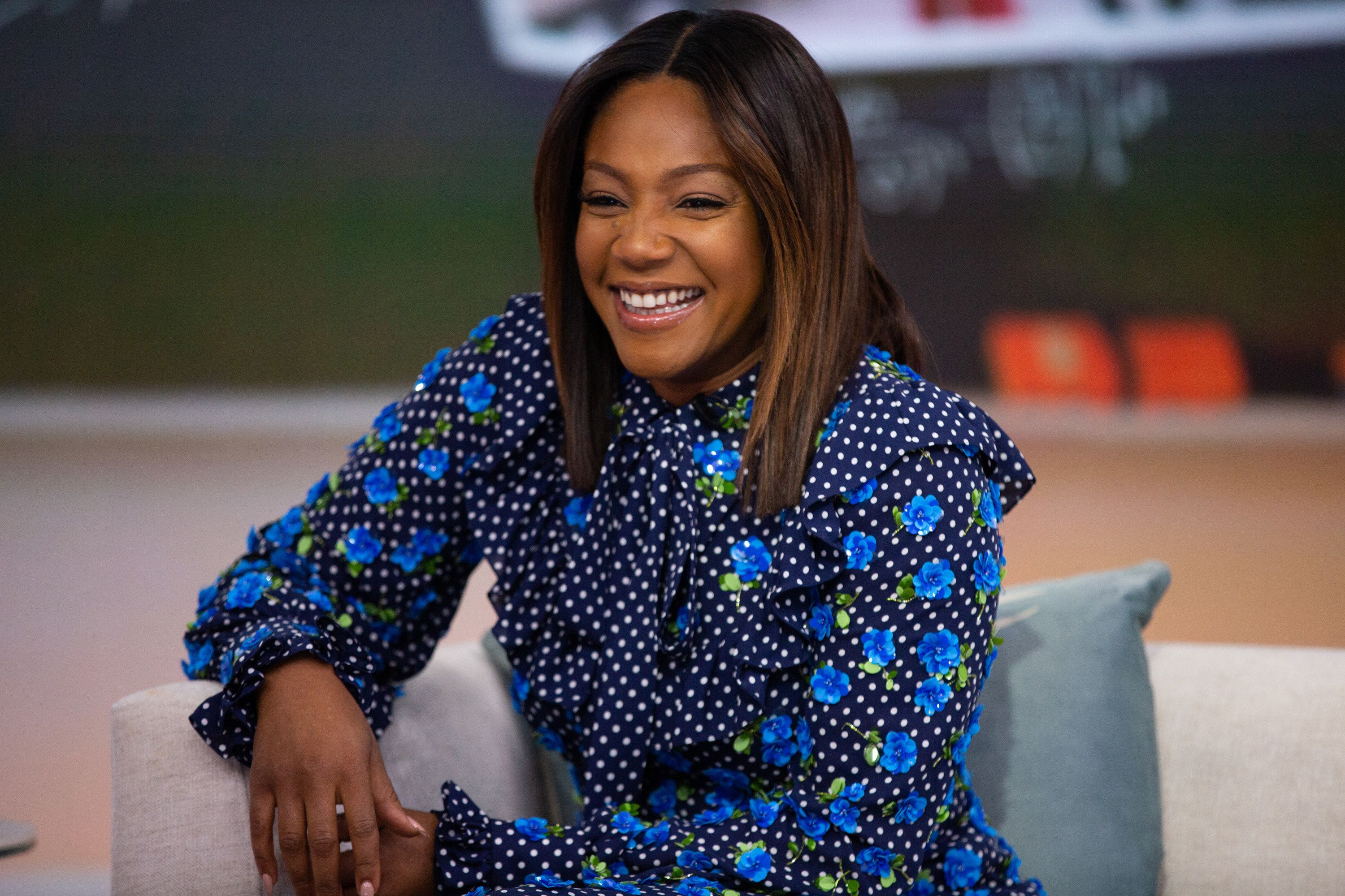 TODAY -- Pictured: Tiffany Haddish on Thursday, September 20, 2018 -- (Photo by: Nathan Congleton/NBC/NBCU Photo Bank via Getty Images)