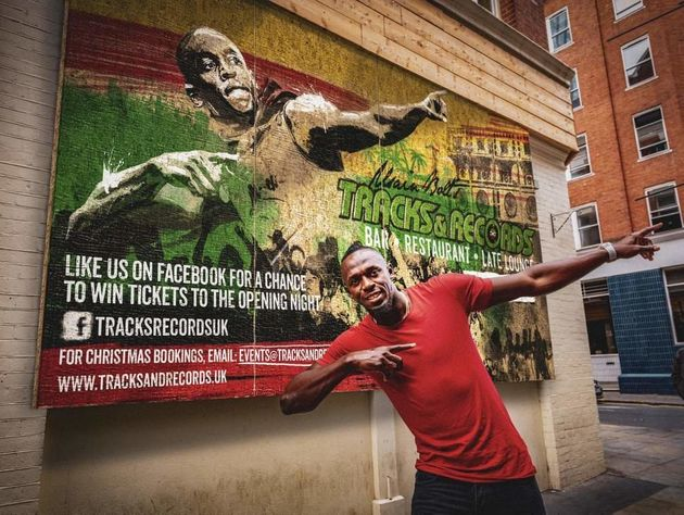 Jerk Chicken Spring Rolls, Please: Inside Usain Bolt's New