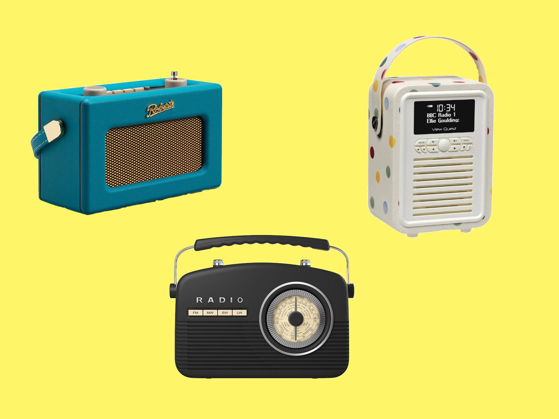 6 Retro DAB Radios That'll Take You Back In