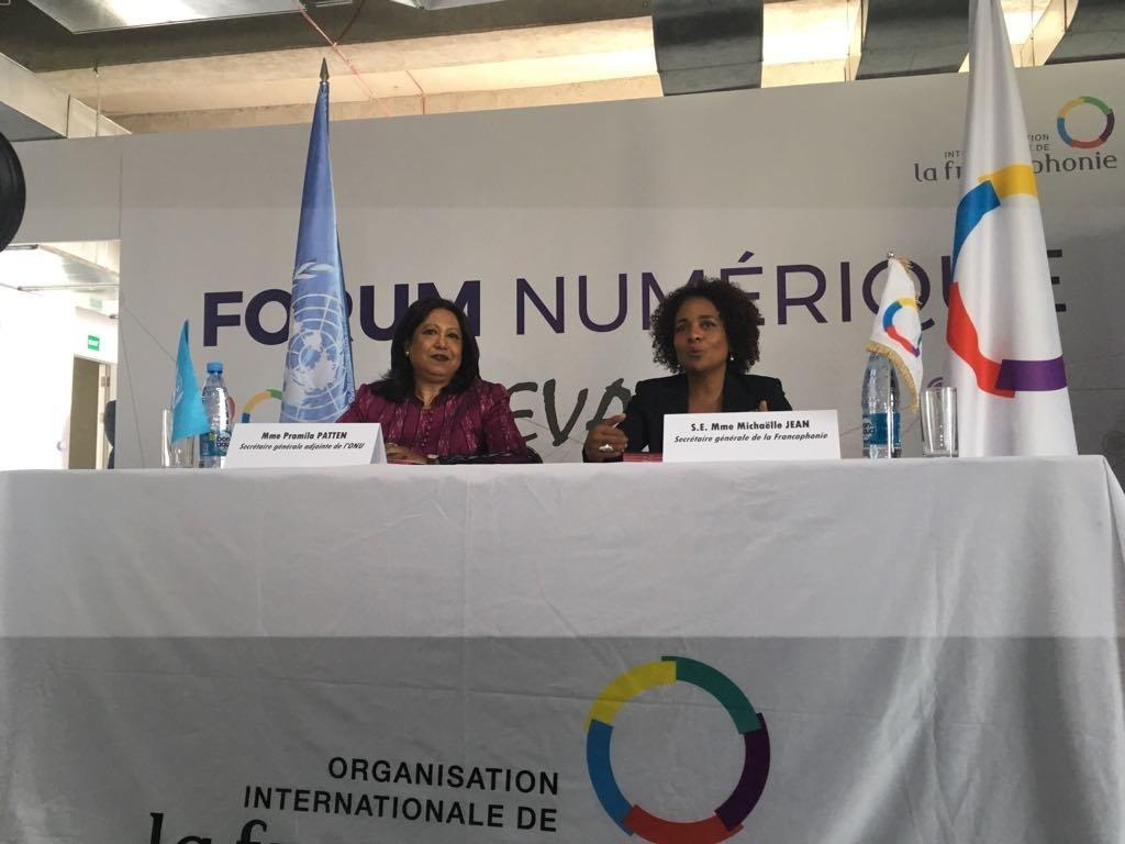 L'OIF et l'ONU signent un accord de coopération pour la lutte contre les violences