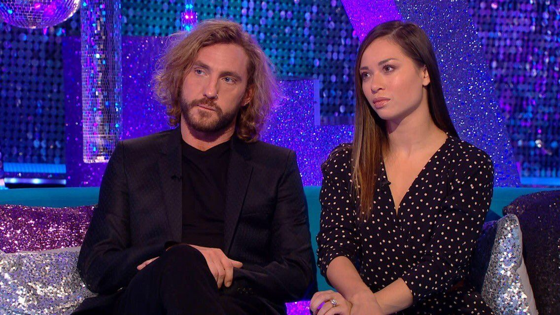 Seann Walsh And Katya Jones Make Solemn 'It Takes Two' Appearance, As He Insists: 'I'm Not The Person I'm Being Portrayed
