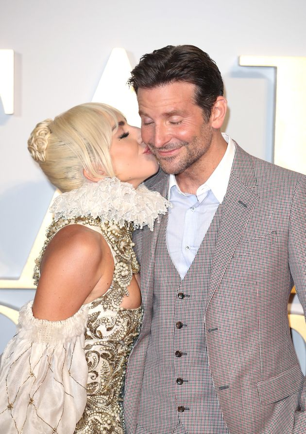 Lady Gaga and Bradley