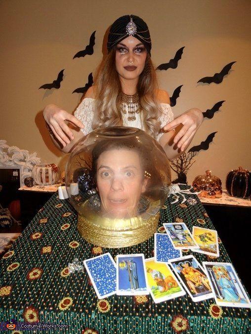 21 costumes d'Halloween faits maison pour